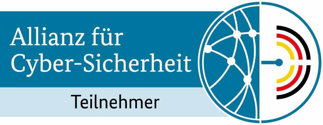Webpräszenz der Allianz für Cybersicherheit - Partner der SYSTAG GmbH