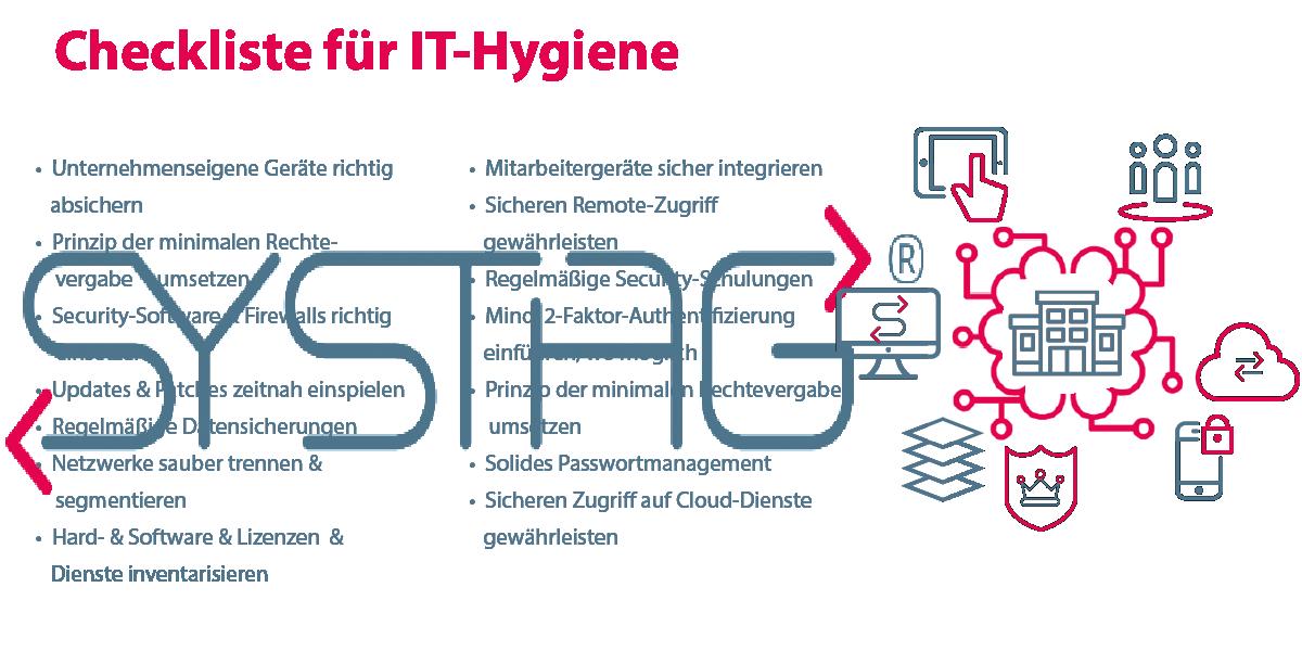 IT Hygiene Checkliste