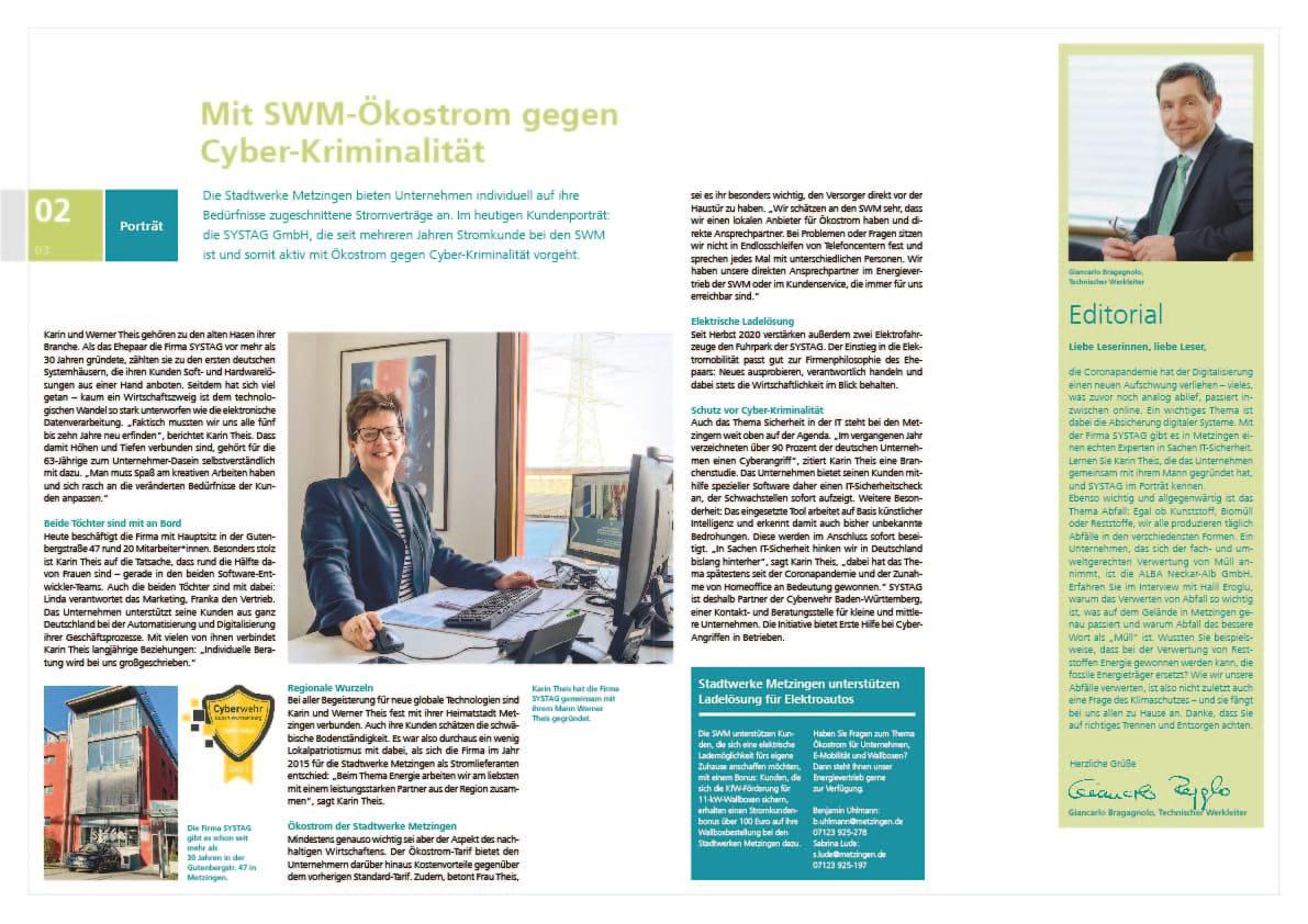 Green IT SWM Magazin