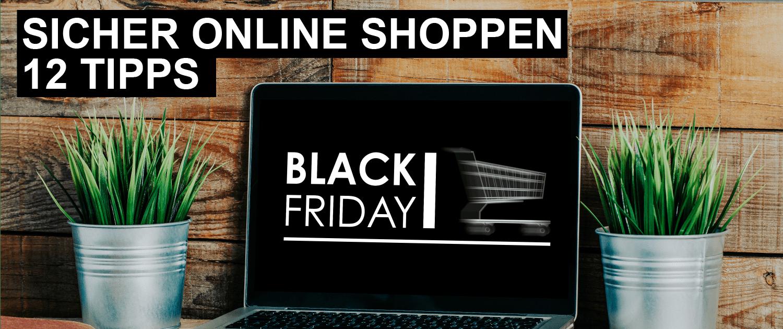 Sicher online Shoppen