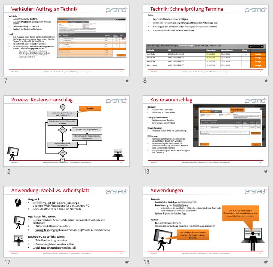Enterprise Apps - Consulting und Konzeption durch die Experten der SYSTAG GmbH