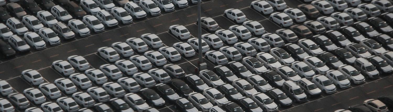 Leasingrücklauf-Prozess -Parkplatz