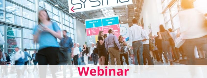 Webinar der SYSTAG GmbH